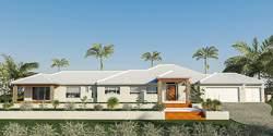 Retreat Lowset, Acreage Lot House Plans
