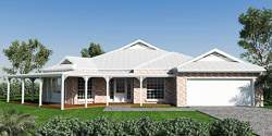 Sandalwood, Acreage Lot House Plans