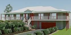 Willow, Acreage Lot House Plans