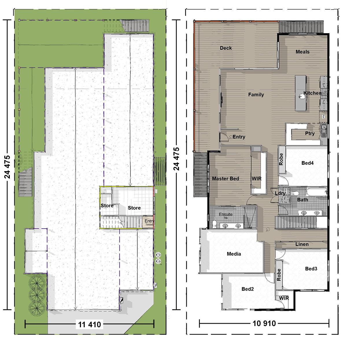 Rosella Floorplan