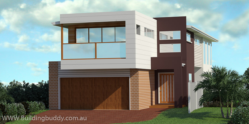 Foxtail house plans home designs building prices for Highset house plans