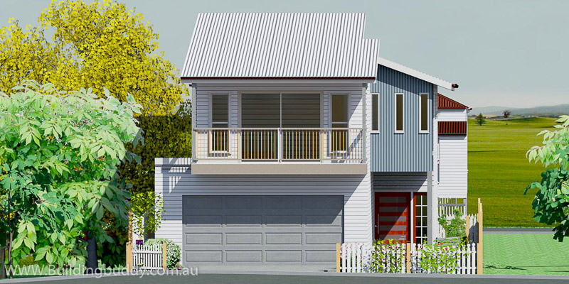 Magnolia, Small Lot House Plan