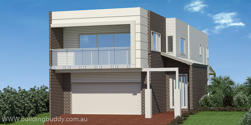 Waratah Small lot House Plan