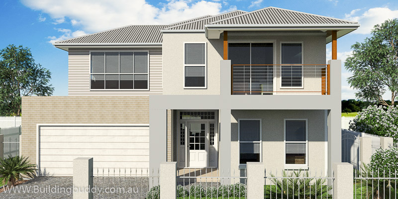 White Beech, Two Storey House Plan