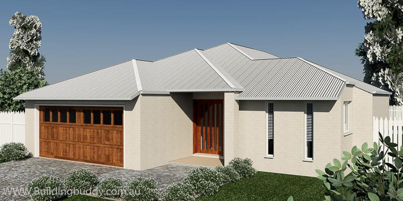 Bismark Palm, Lowset House Plan