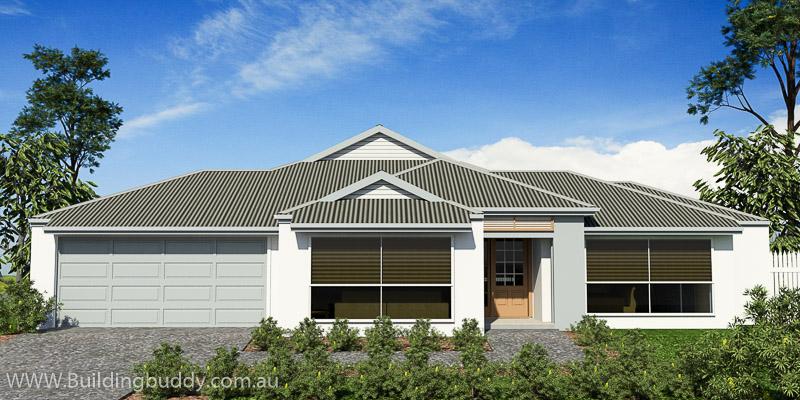 Blackwood, Acreage Lot House Plan