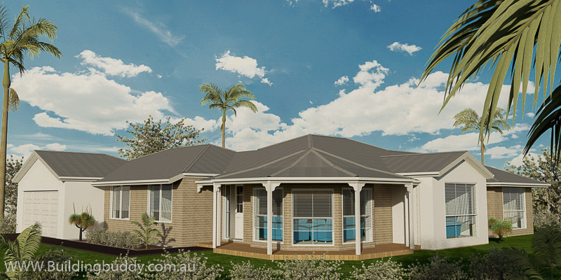 Cabbage Palm, Lowset House Plan