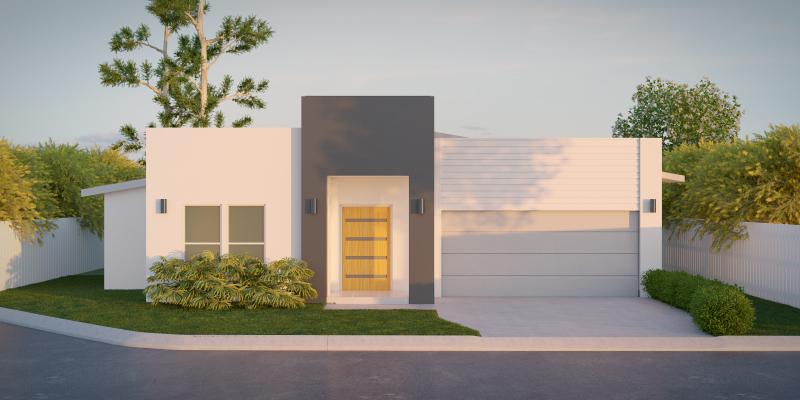 Sparrowhawk, Lowset House Plan