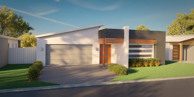 Nightjar, Lowset House Plan