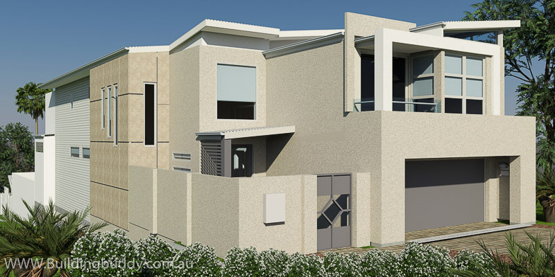Protea Small Lot House Plan