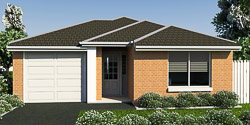Douglas, Lowset House Plan