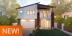 Sunset, Small Lot House Plan