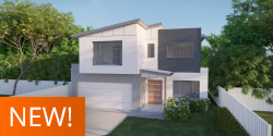 Cockatiel Modern, Two Storey, House Plan, Home Plan, House Design, House Design