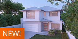 Cockatiel, Two Storey, House Plan, Home Plan, House Design, House Design