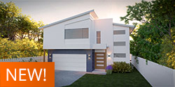 Kingfisher, Two Storey House Plan