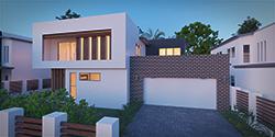 Empress, Two Storey, House Plan, Home Plan, House Design, House Design