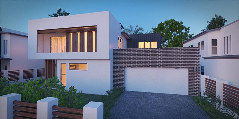 Empress Two Storey House Plan