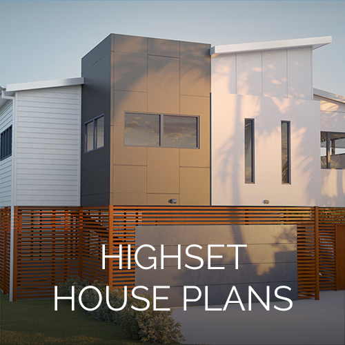 Highset House Plans