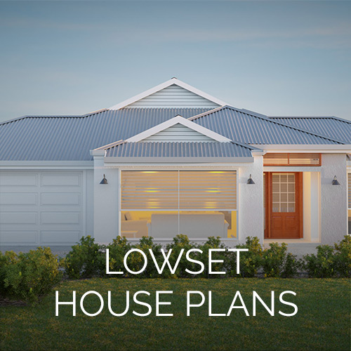 Lowset House Plans