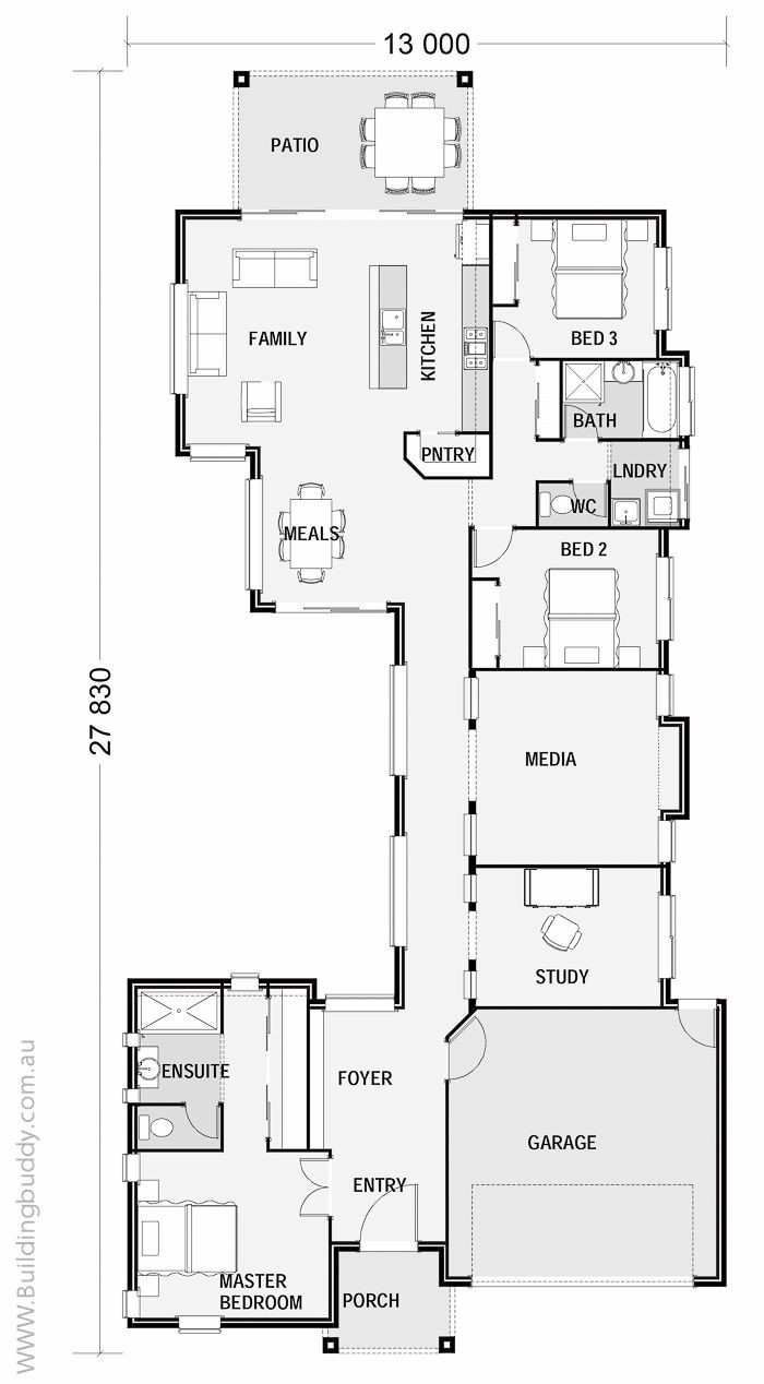 House plans home designs building prices builders for Ron lee homes floor plans