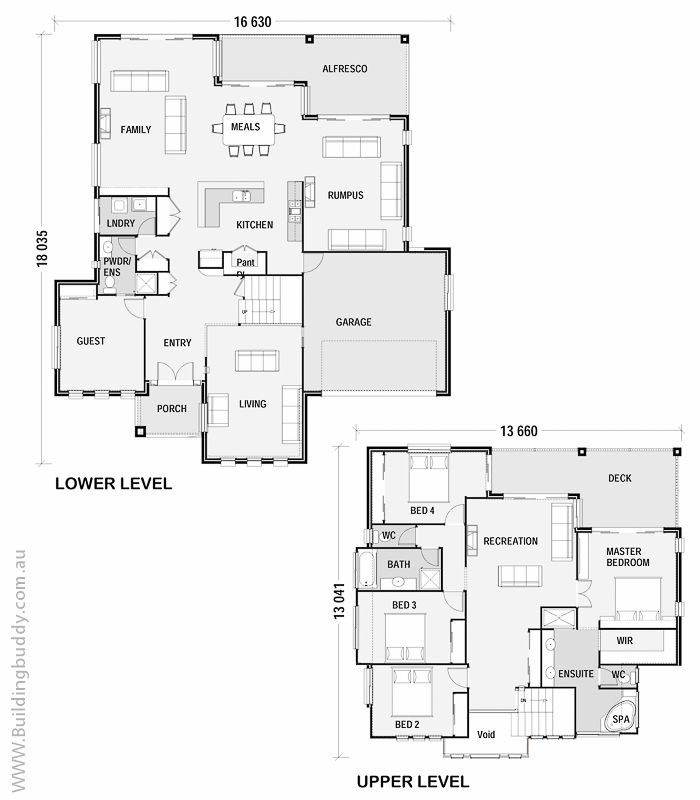 House plans home designs building prices builders for Highset house plans