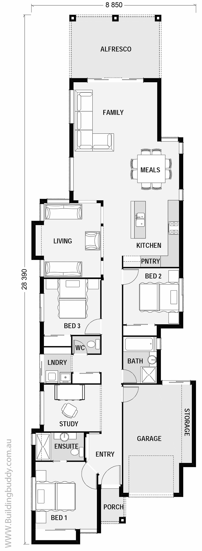 house plans home designs building prices builders small lot house plan connecting. Black Bedroom Furniture Sets. Home Design Ideas