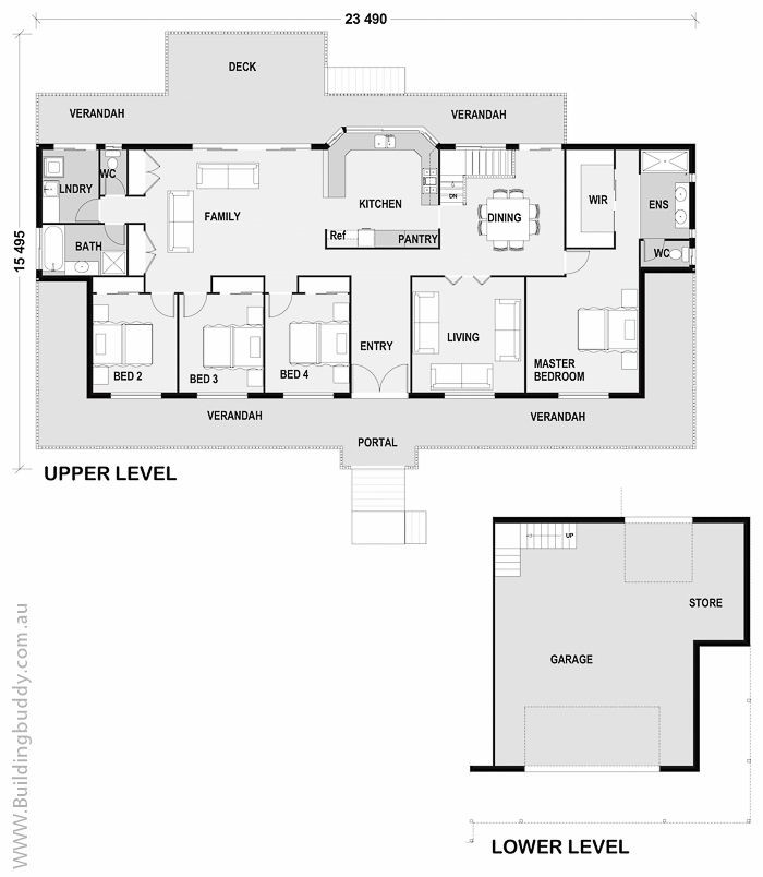 willow acreage lot house plan connecting customers builders. Black Bedroom Furniture Sets. Home Design Ideas