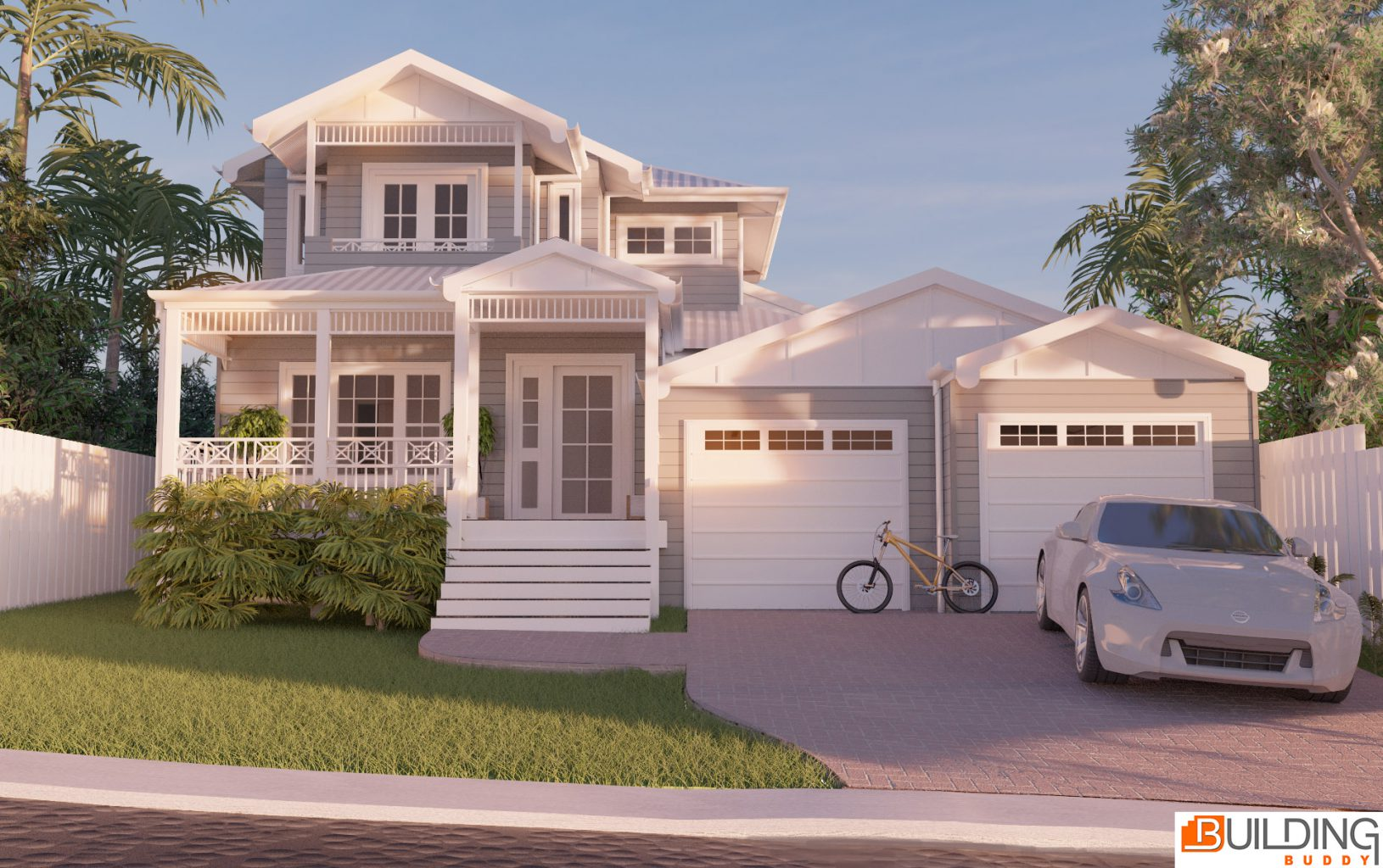 House plans home designs building prices builders connecting customers builders - Unique house concept to make contrasting exterior design ...