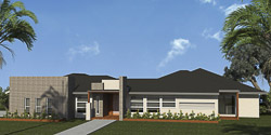Peerless 400, Acreage Lot House Plans