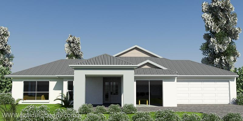 Blackwood Acacia, Acreage House Plan