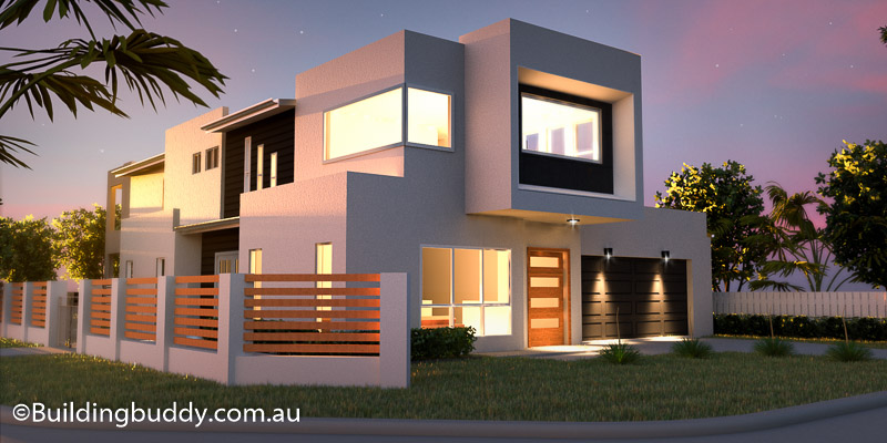 Wombat Two Storey House Plan