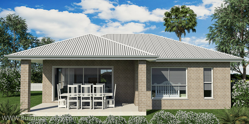 Scribbly Gum Lowset House Plan