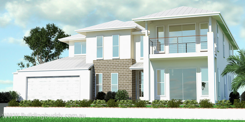 Calypso, Two Storey House Plan
