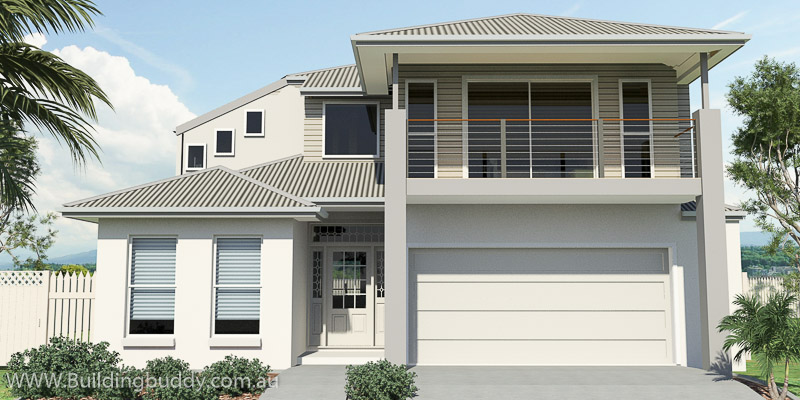 Ironbark, Two Story House plan