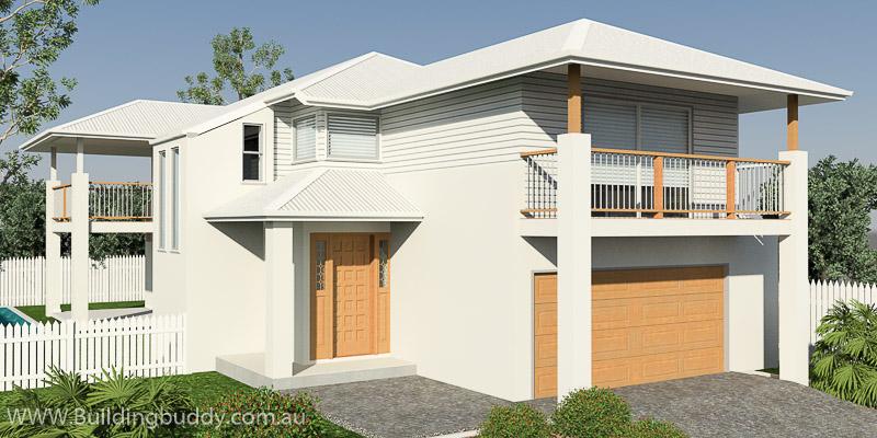Silkwood, Small Lot House Plan