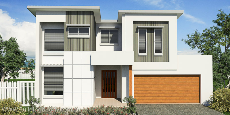 Tranquillity, Two Storey House Plan