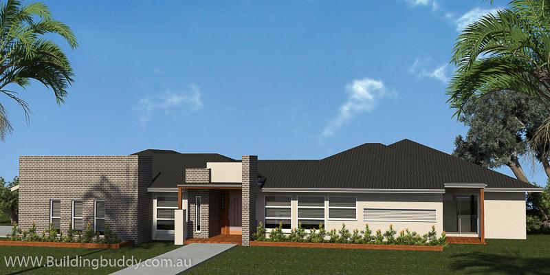 Peerless 400, Lowset House Plan