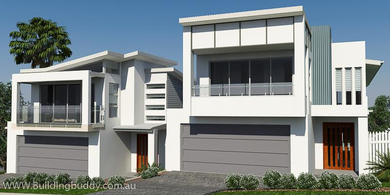 Rosewood, Sloping Lot House Plan