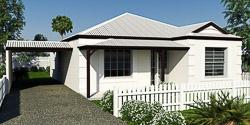 Poplar, Lowset House Plan