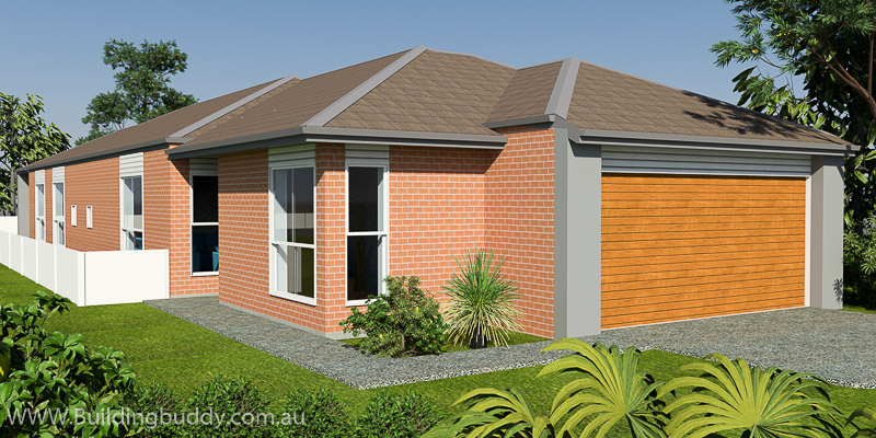 Crows Ash, Small Lot House Plan