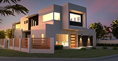 Wombat, Two Storey, House Plan, Home Plan, House Design, House Design