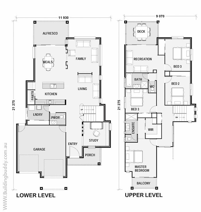 Calistemon Small Lot House Plan