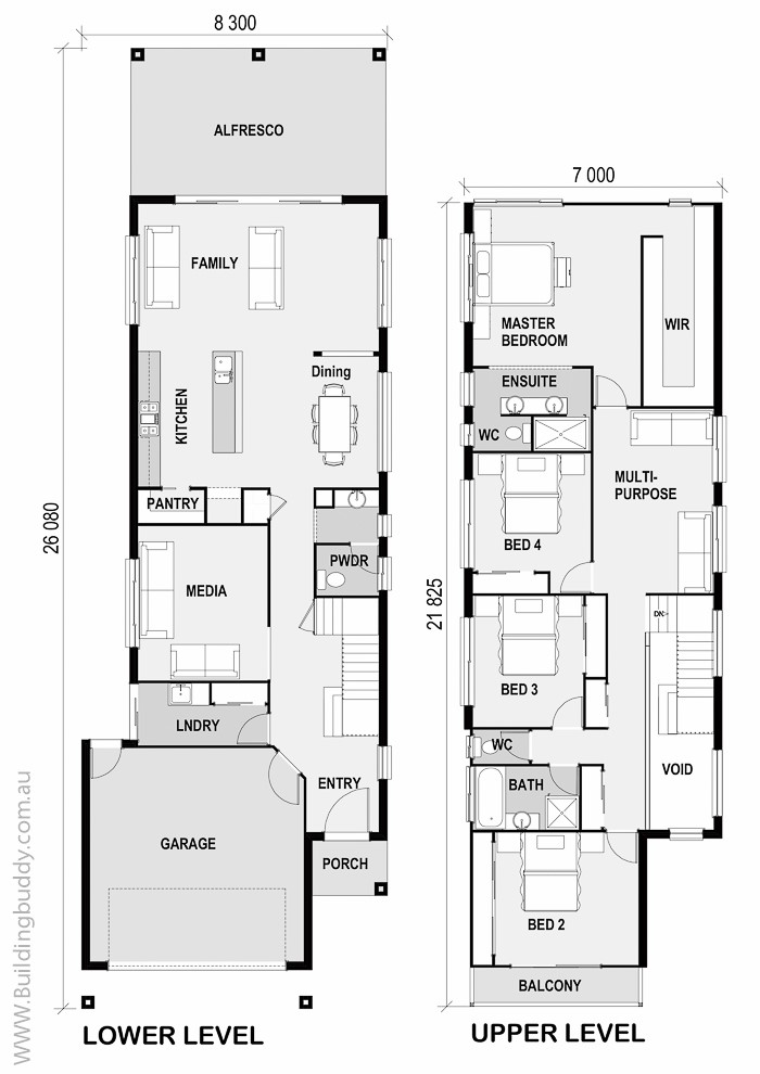 Charming Small Lot House Plans Images - Best Image - orai.us
