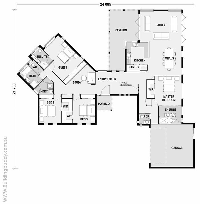Royal Bluebell, House Plans, Home Designs, Building Prices